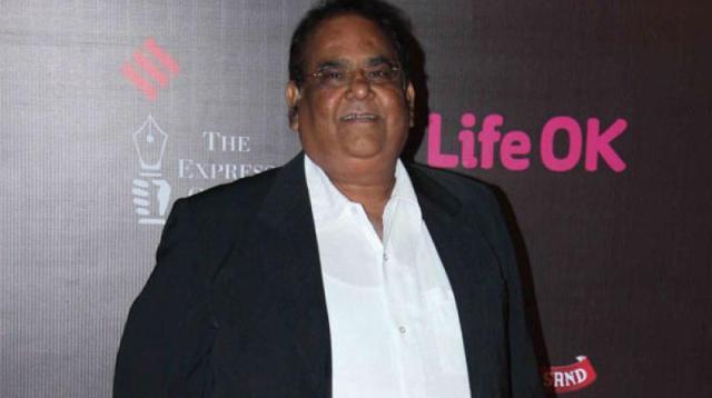 Happy to see character actors getting lead roles now, says Satish Kaushik