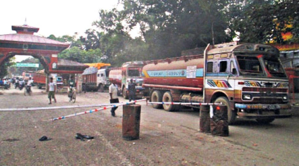 Petroleum smuggling rampant at Nepal-India borders amid soaring prices of fuel