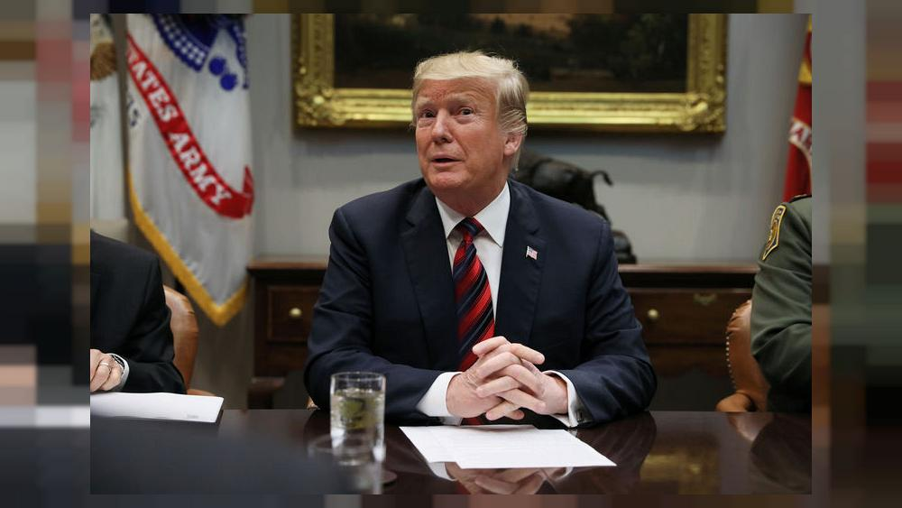 """Trump says """"100 percent"""" ready to close U.S.-Mexico border if no deal reached with Congress"""