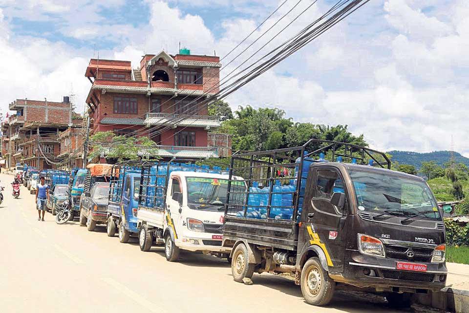 Water woes in Jhaukhel of Bhaktapur despite plenty of resources