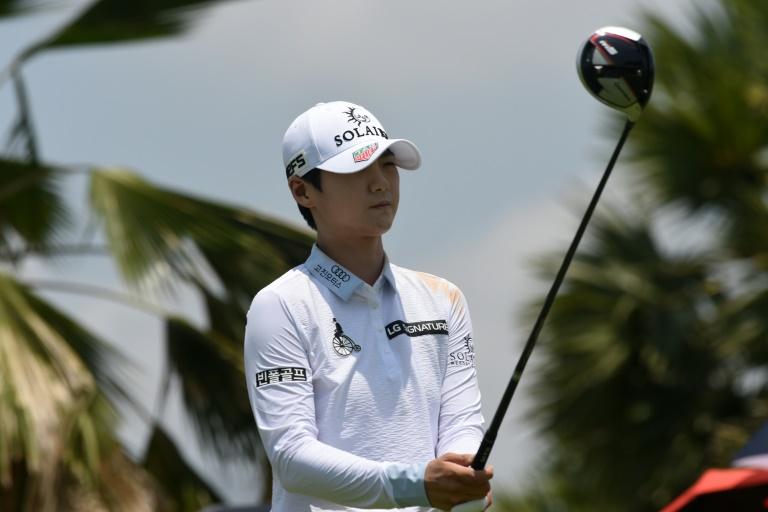 Park shoots stunning 64 to win Women's World Championship