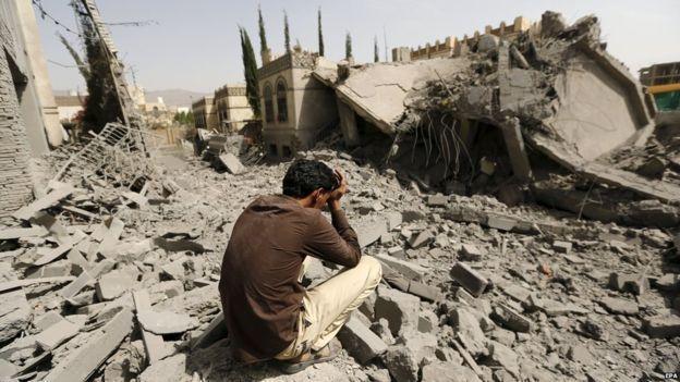 Twenty-two civilians killed, including children, in north Yemen - U.N.