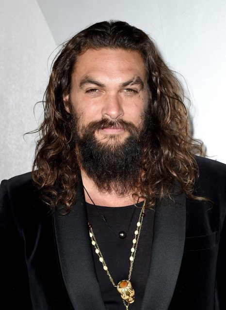 Jason Momoa shares an old picture from sets of 'GoT'