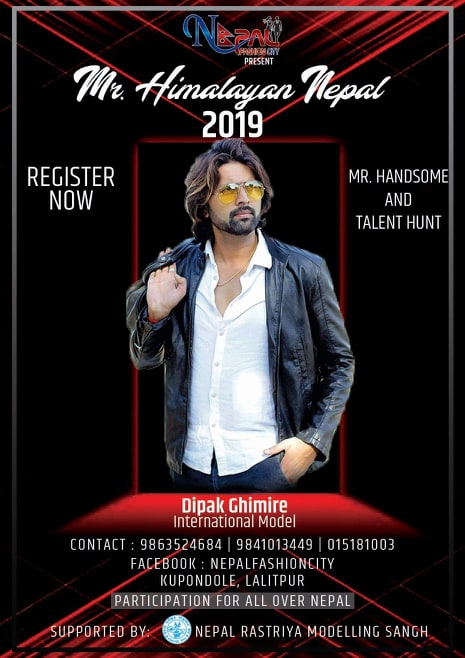 Gearing up for 'Mr Himalayan 2019'