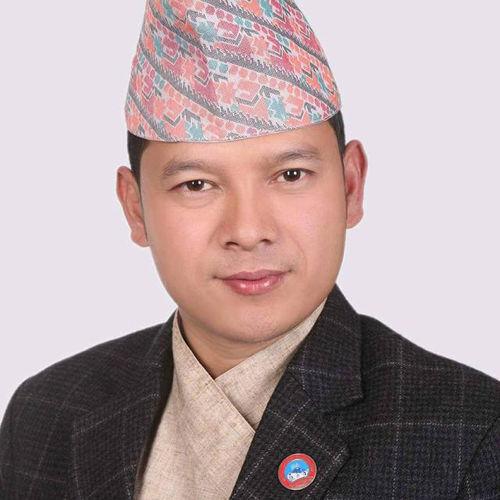 I don't need any political designation: Badri Pangeni