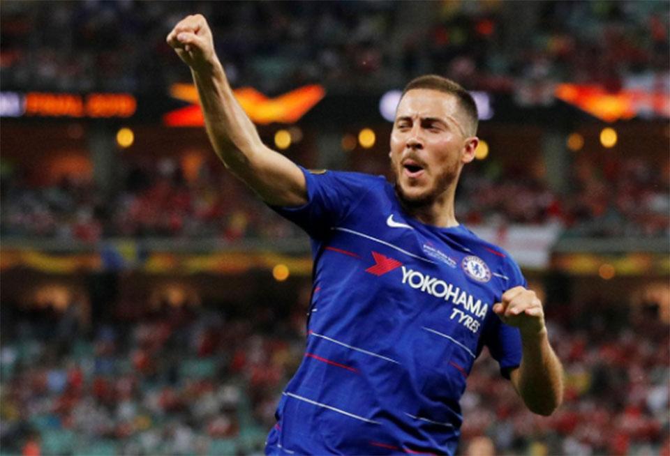 I think it's a goodbye, says Hazard