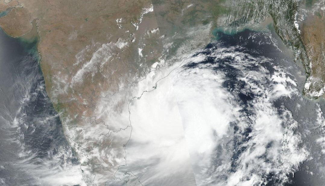 Indian cyclone 'Fani' will affect eastern Nepal on Saturday and Sunday: MFD