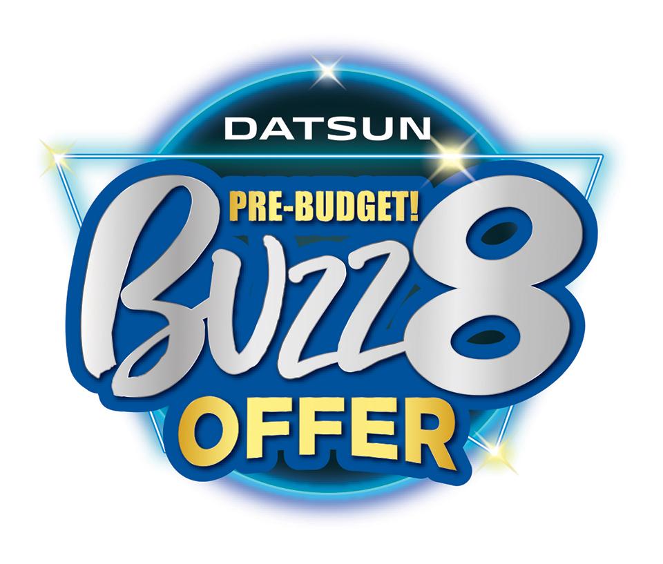 Pre-budget cash offer on Datsun cars