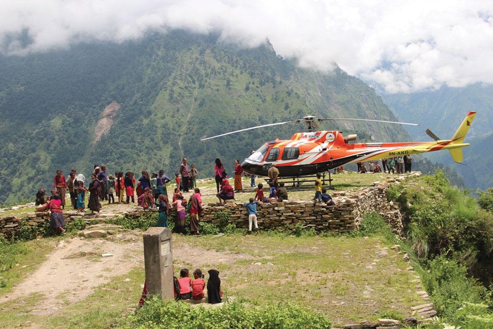 Tourism entrepreneurs call for reviewing air rescue procedures