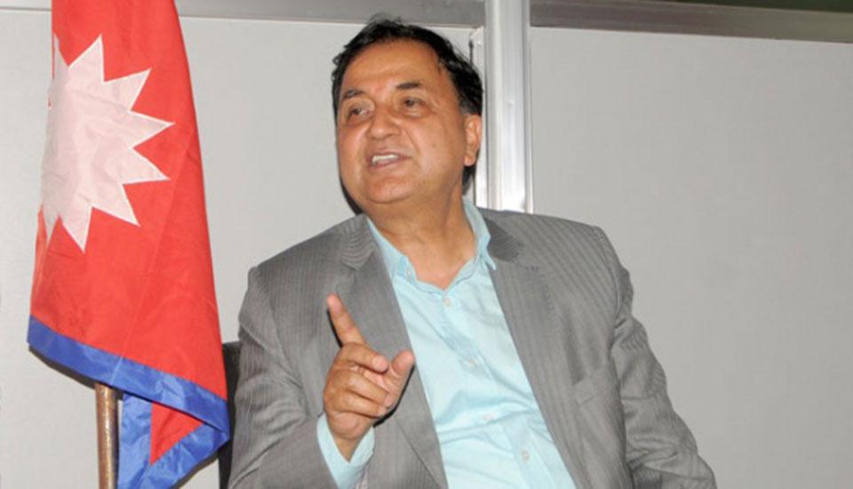 DPM Pokharel to look after PM's portfolio