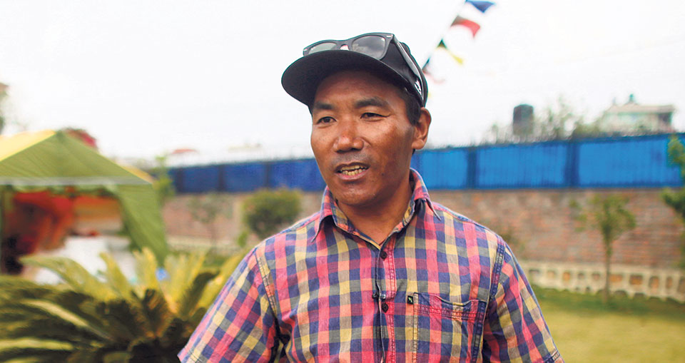 Kami Rita to again do Everest twice in a season