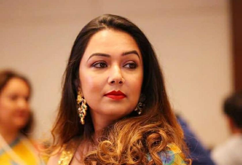 Model Oli slapped 3 months jail, Rs 3,000 fine for rubber check