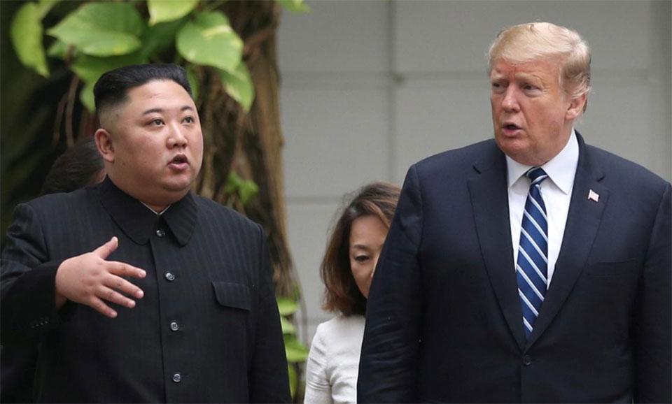 North Korea blames U.S. for failed summit, urges 'new calculation'