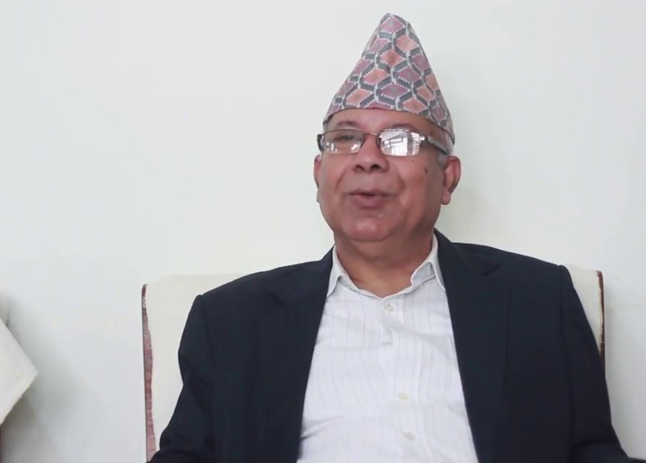 Bill related to Media Council was not discussed within party: Leader Nepal