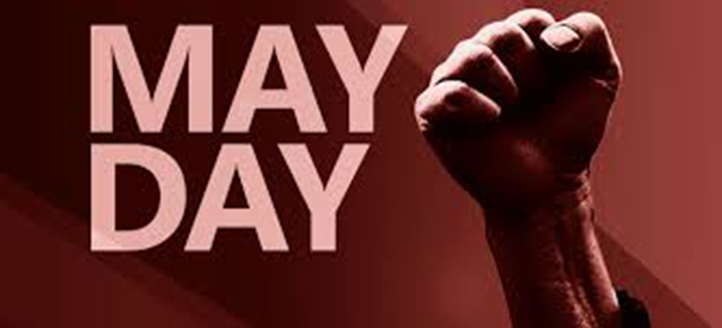 International Labor Day being observed today