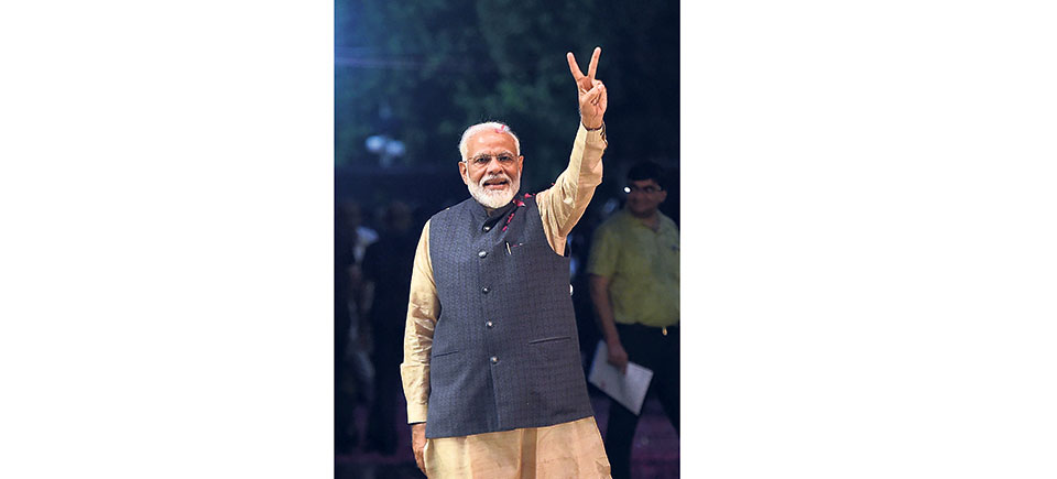 'Modi's invite for BIMSTEC heads at swearing-in signals change in neighborhood policy'