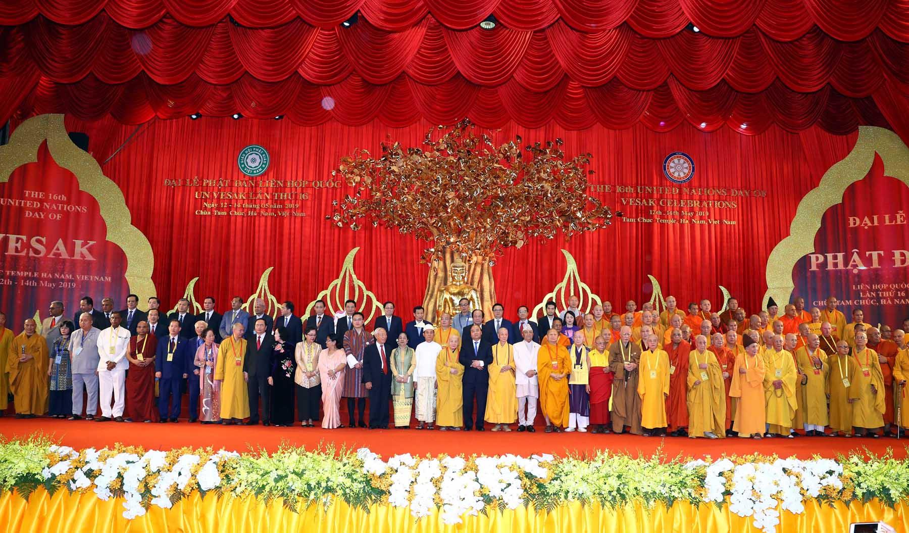 PM Oli urges world community to visit Lumbini