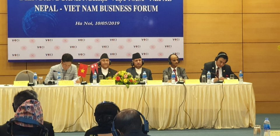 Nepal-Vietnam agree to cooperate each-other in regional, int'l forums including UN (Full text of 16-point joint communique)