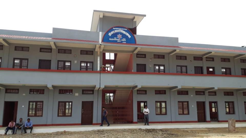Campus building built with Indian aid inaugurated in Udayapur