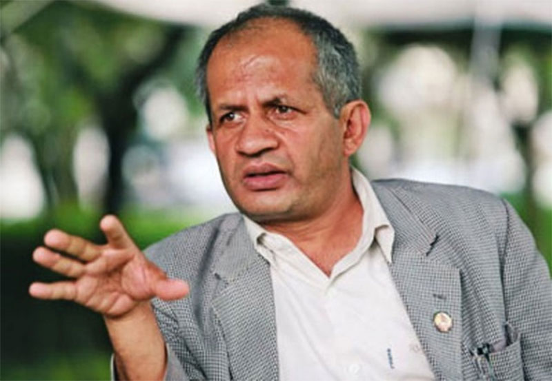 Government opted to go for election under compulsion: Minister Gyawali