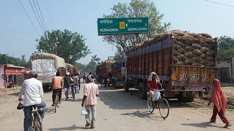 Security beefed up along Nepal-India border