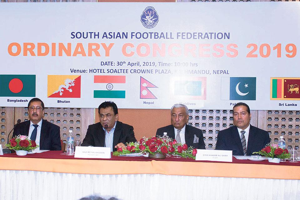 SAFF Ordinary Congress rejects ANFA's statute amendment proposal