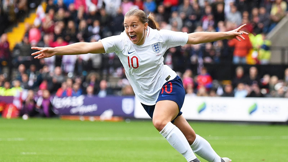 England must win women's World Cup to support equal pay talks