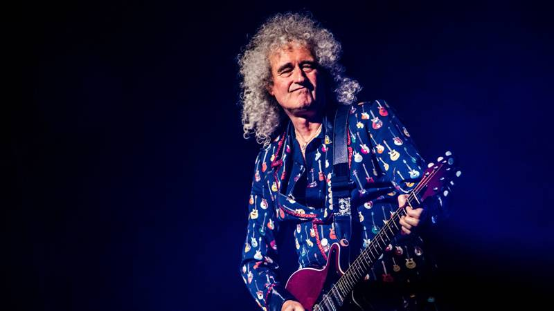 Queen's Brian May: We still haven't earned a penny from 'Bohemian Rhapsody'