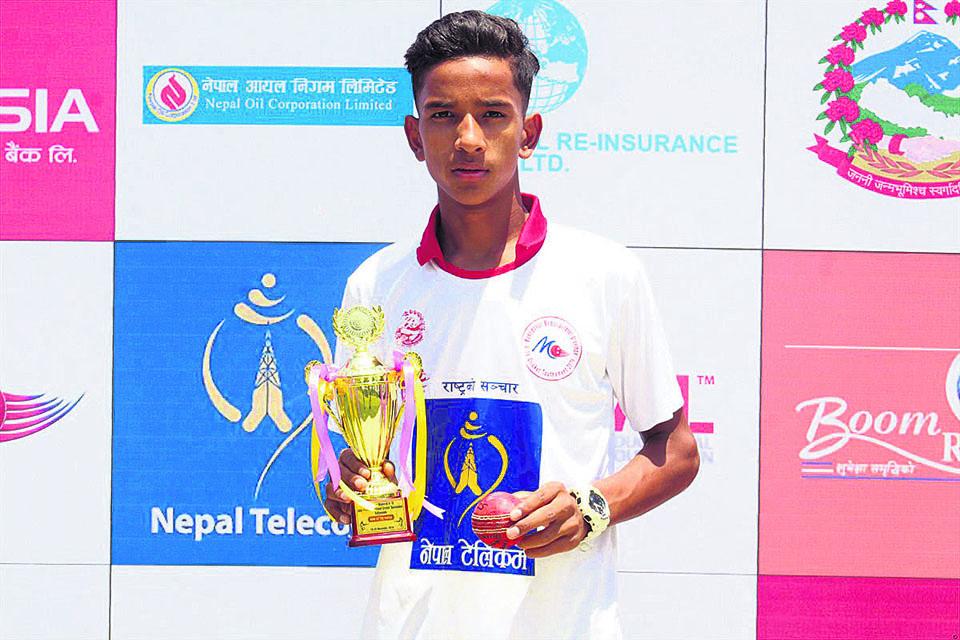 Bohora shines in Province 3's second successive win