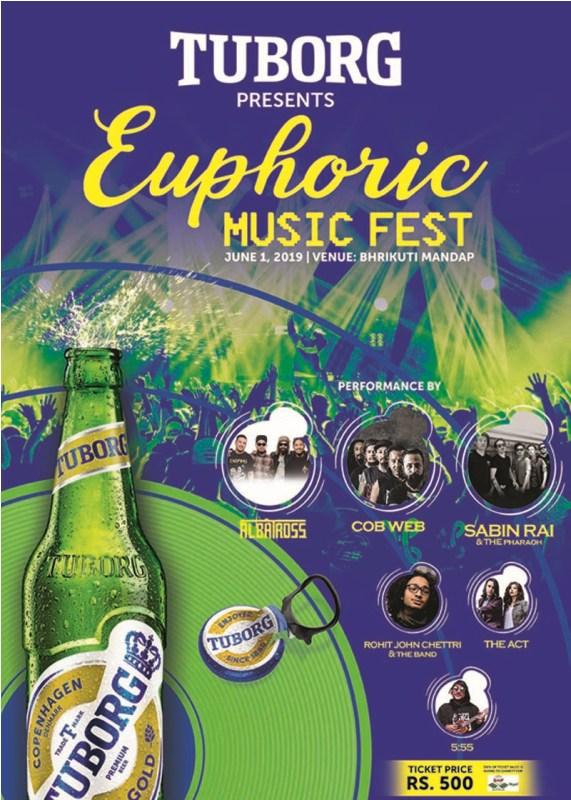 Euphoric Music Fest on Saturday