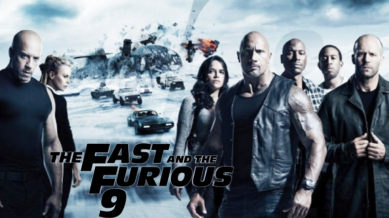 Shooting for 'Fast & Furious 9' begins