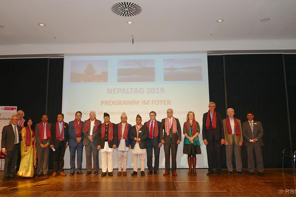 Nepal Day held in Germany to promote tourism