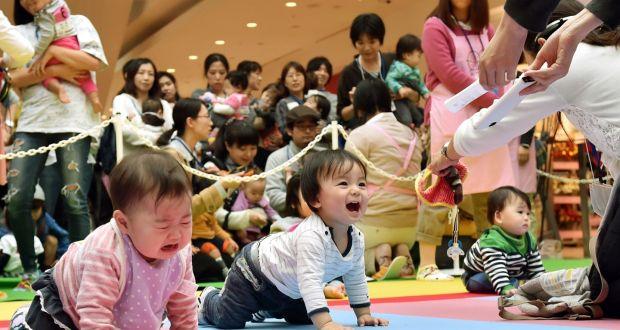 Japan child population falls for 38th year, hits postwar low