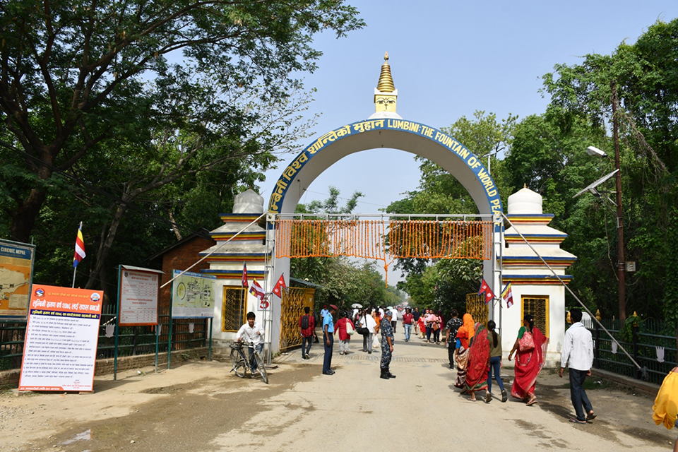 Lumbini Master Plan not completed even after 4 decades