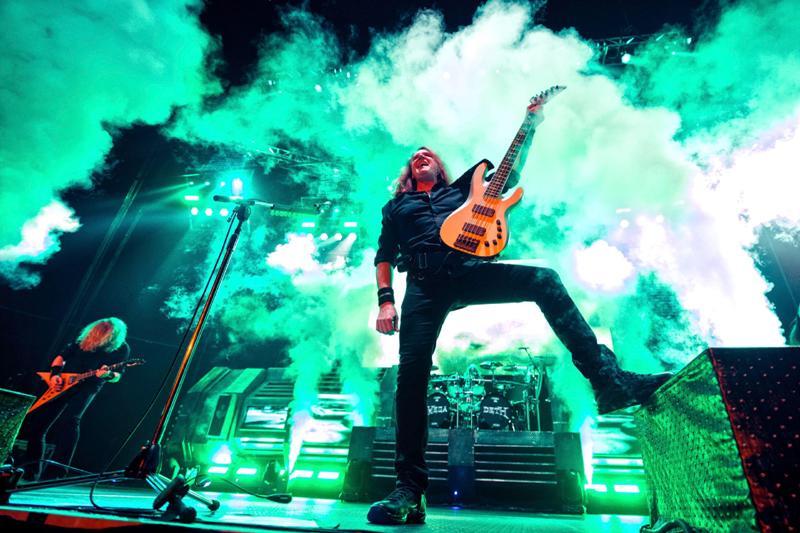 Megadeth begins pre-production for new album