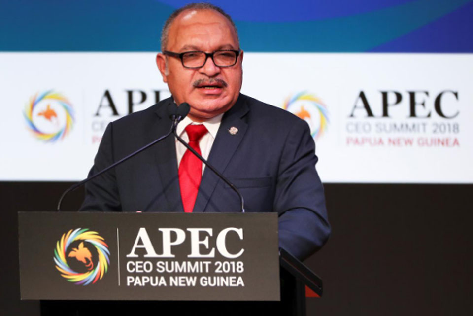 Papua New Guinea prime minister quits after weeks of turmoil