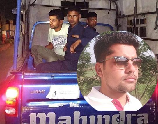 Police arrest Kadel for demolishing fence of Gautam Buddha International Cricket Stadium