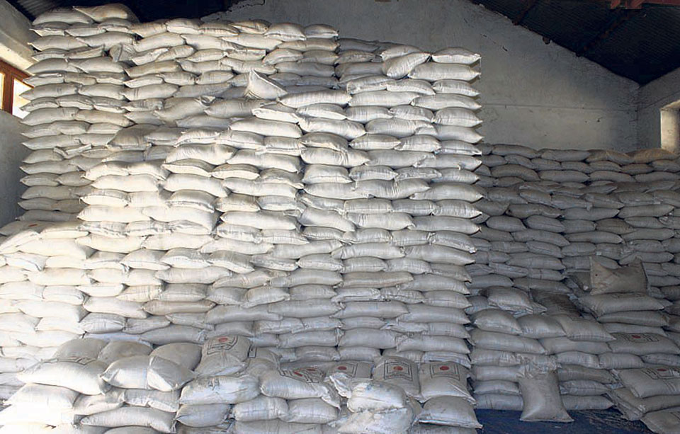 Supplier accused of stealing 1000 quintals of subsidized rice