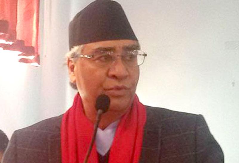 Mahara weakest speaker in Nepal's parliamentary history: Deuba