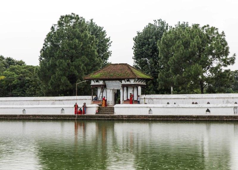 Siddha Pokhari: The jogging hub