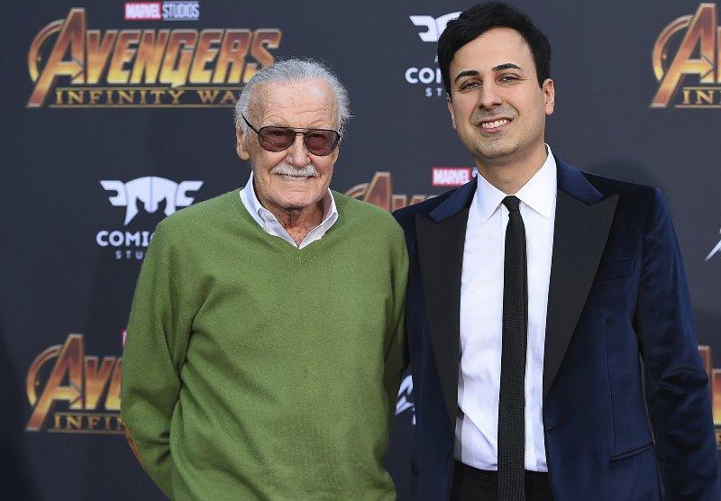 Stan Lee's former manager arrested on elder abuse charges