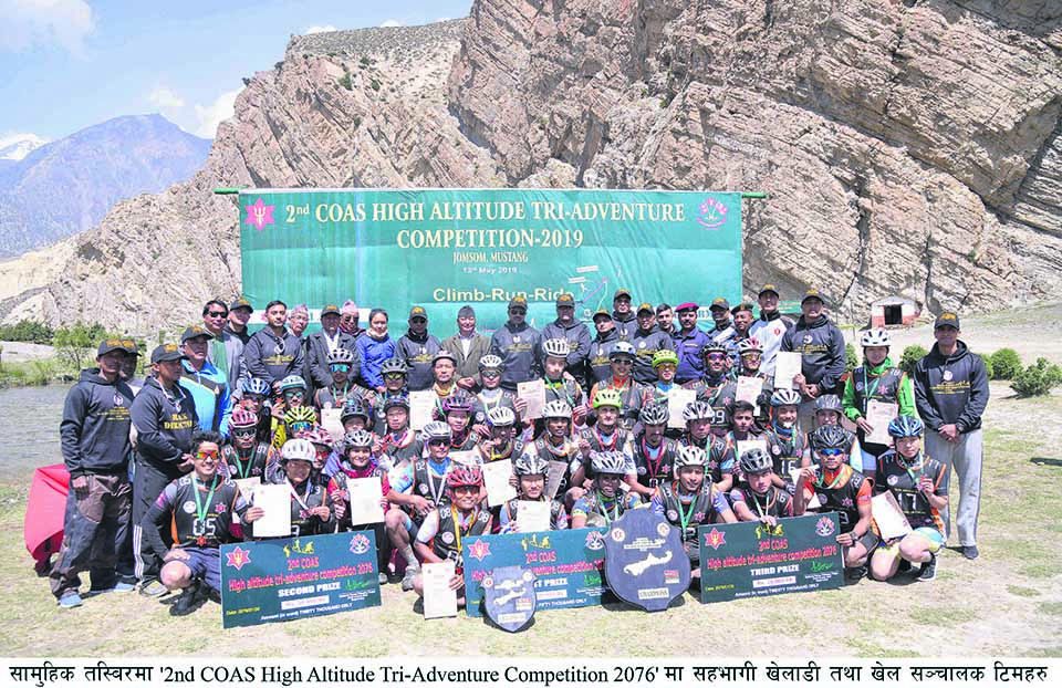 Army, APF win Tri-Adventure Championship