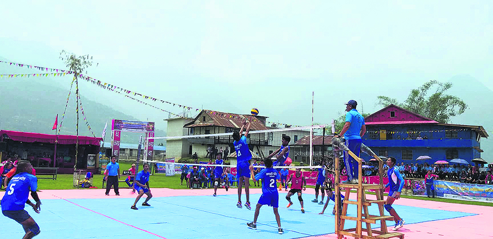 Police, Army to vie for Pathivara Men's Volleyball title