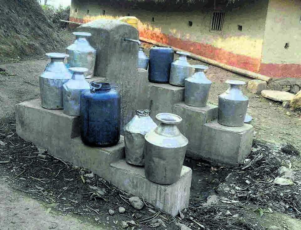 Province 5 struggling from severe water crisis