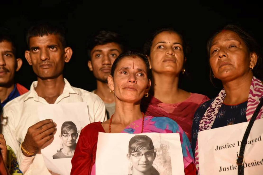 Nirmala Panta's parents call off sit-in