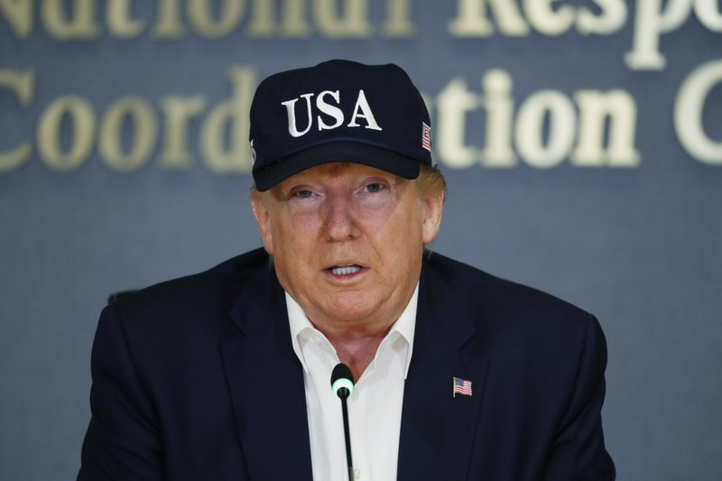 Trump says he'll work with Congress to stop mass shootings