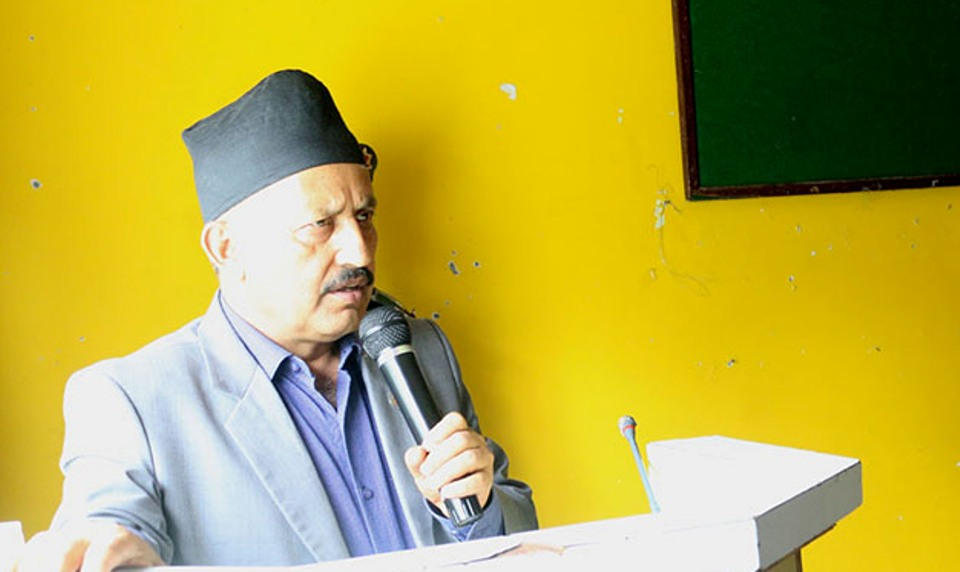 Govt to set up libraries at all local levels: Minister Pokharel