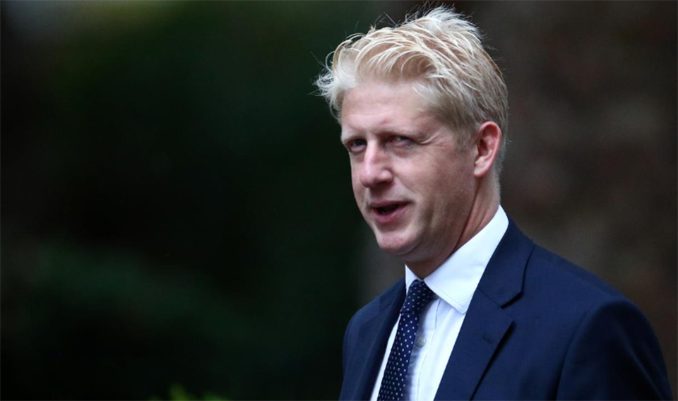 Johnson's own brother resigns on eve of Brexit election campaign