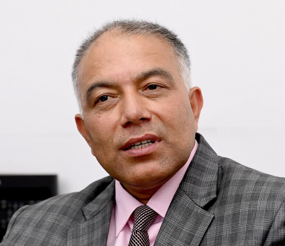 NRA CEO Gyawali departs for South Korea