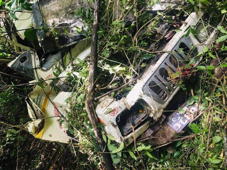 Three die in Palpa jeep accident